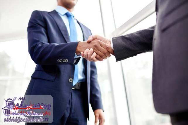فروش در بازاریابی شبکه ای
