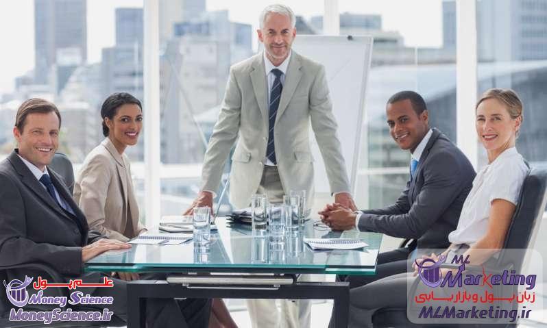 نوشتن لیست افراد بازاریابی شبکه ای