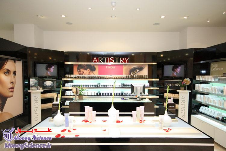Amway artistry st
