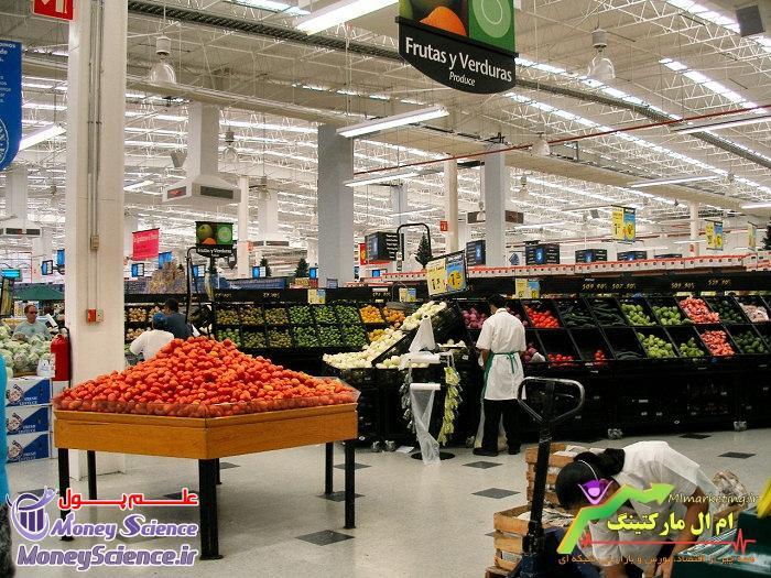 Walmartsupercenterproducesection