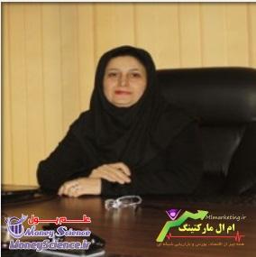 مصاحبه با خانم موسوی مدیرعامل شرکت شبکه بادران گستران
