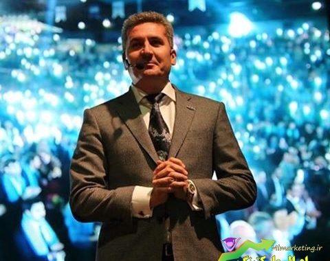 حسین خضرزاده لژیونر بازاریابی شبکه ای ایران با بالاترین سطح درآمدی در شرکت مگا هلدینگ
