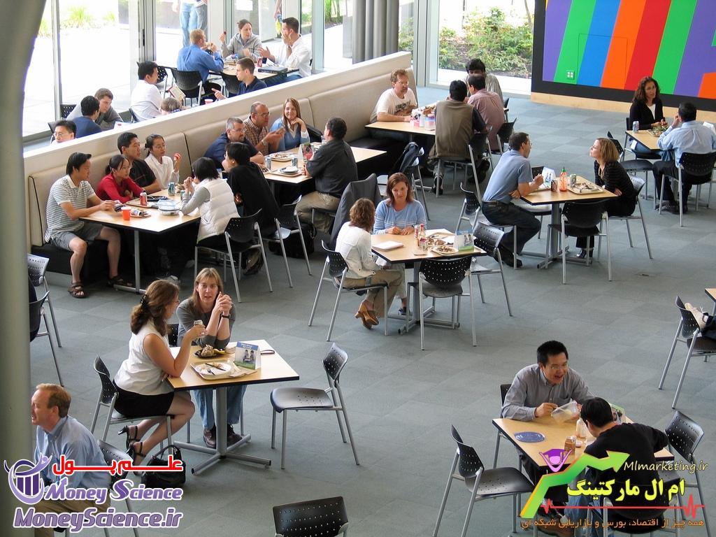microsoft-campus-cafeteria