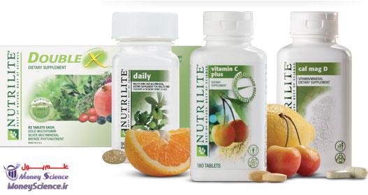 nutrilite supplements