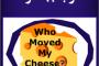 کتاب چه کسی پنیر من را جابه جا کرد (کتاب متنی + کتاب صوتی)