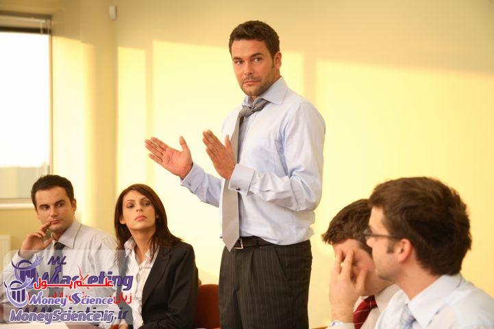 معرفی کار پرزنت فالو بازاریابی شبکه ای